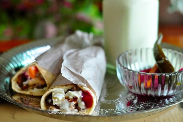 chicken shawara recipe