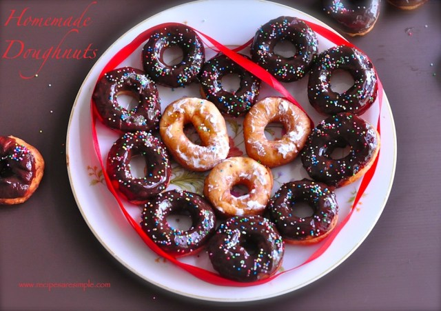 How to make delicious doughnuts