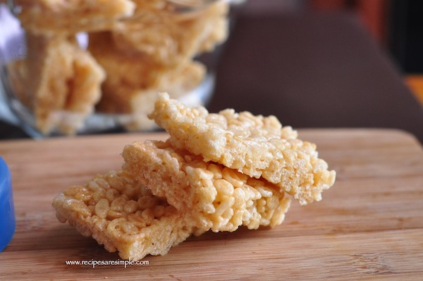 rice crispy treats 2