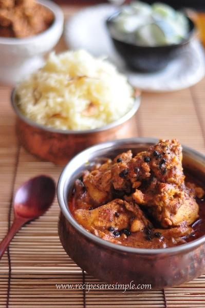 pepper chicken chettinad recipe
