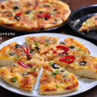 chicken supreme pizza recipe