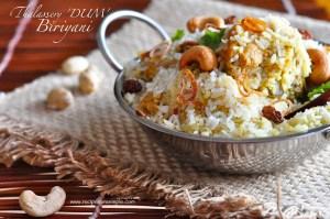 Thalassery Chicken Biriyani - Dum Biryani