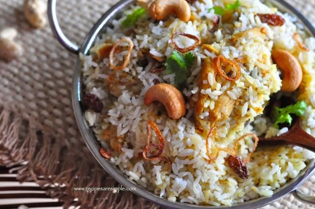 thalassery biriyani recipe