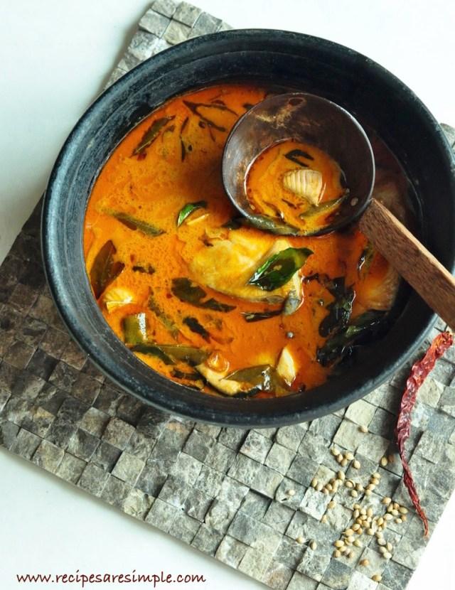 north malabar fish curry recipe
