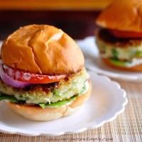 aloo tikki burger how to make