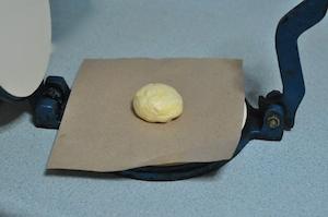 Soft Fluffy Bhatura - Indian Puffed Bread using Yeast BALLS