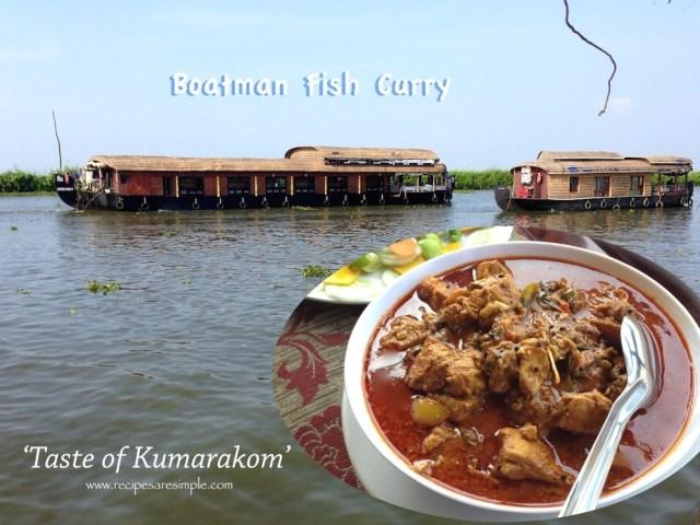 Kuttanadan Fish Curry- kumarakom recipe