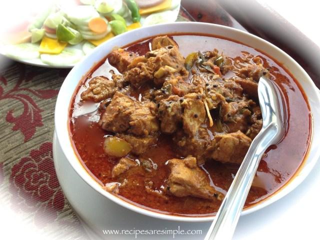 Kuttanadan Fish Curry- kumarakom