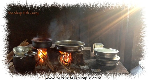 Nadan Mathi Curry - Spicy Tea Shop Sardine Curry