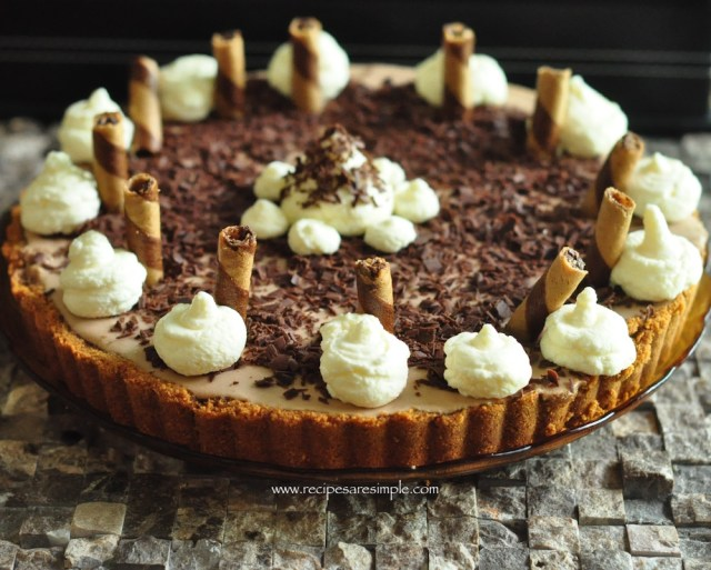 chocolate chiffon pie recipes