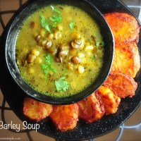 lentil and barley soup
