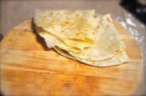 Mu Shu Chicken pancakes 13