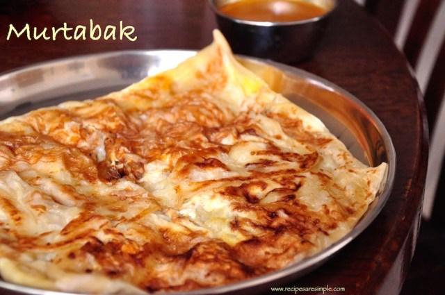Murtabak Recipe
