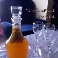 Passion Fruit Cordial