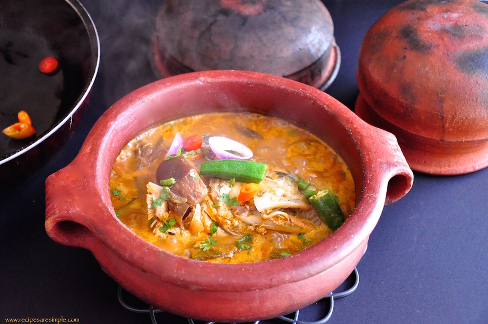Singapore Fish Head Curry - Recipes 'R' Simple