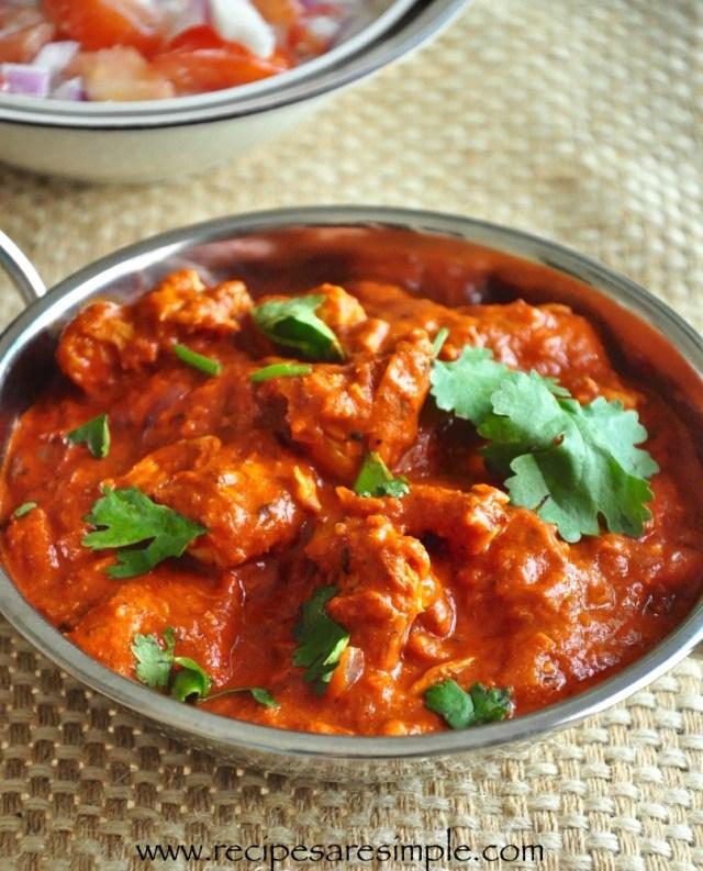 favorite chicken tikka masala