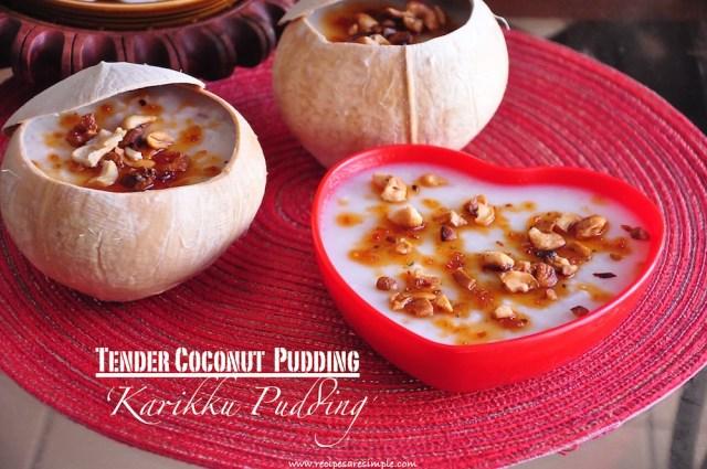 Karikku Pudding