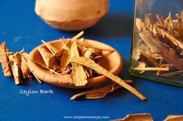 ceylon bark