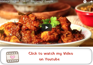 masala chicken roast youtube video