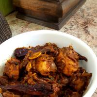 Pepper chicken chettinad - testimonial