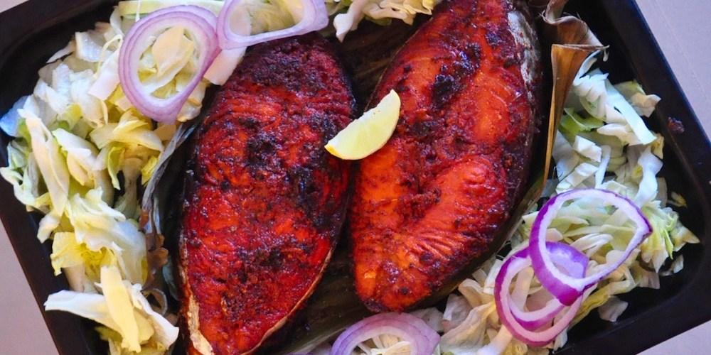 tandoori fish fry recipe