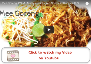 mee goreng youtube video