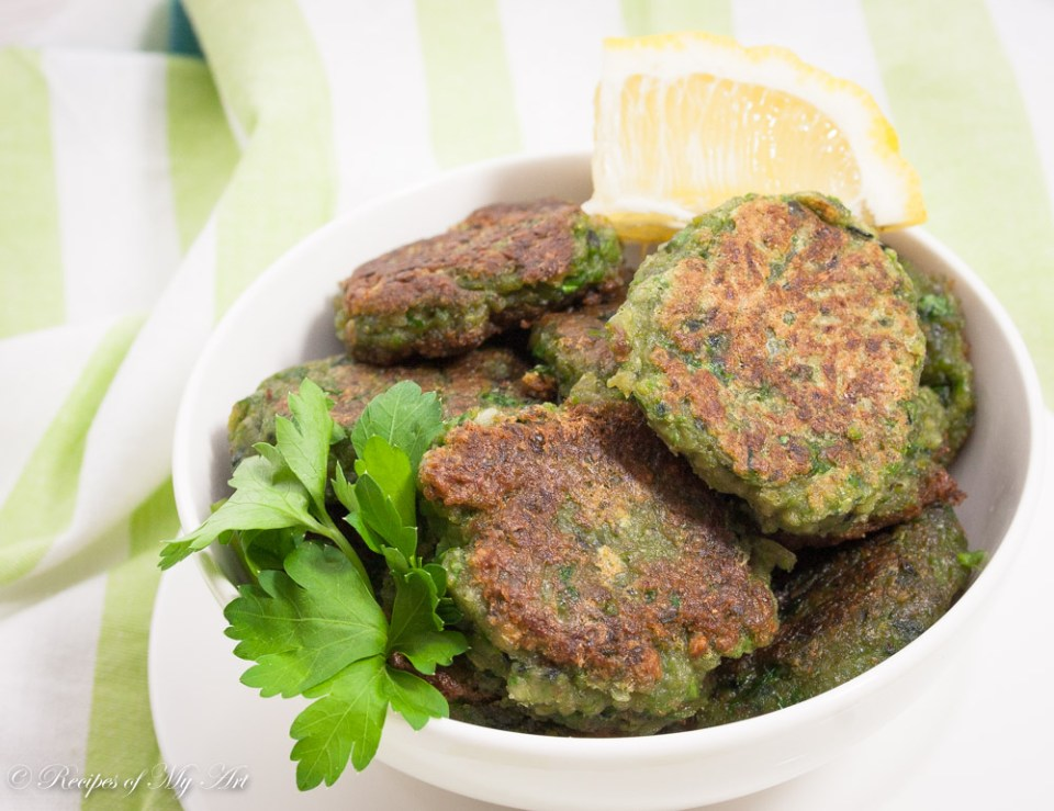 Chickpea and Green Pea Falafel-2