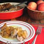 Autumn Apple Pork Roast