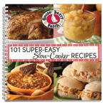 Gooseberry Patch Cookbook: 101 Super-Easy Slow-Cooker Recipes