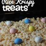 Holiday Slow Cooker Rice Krispy Treats