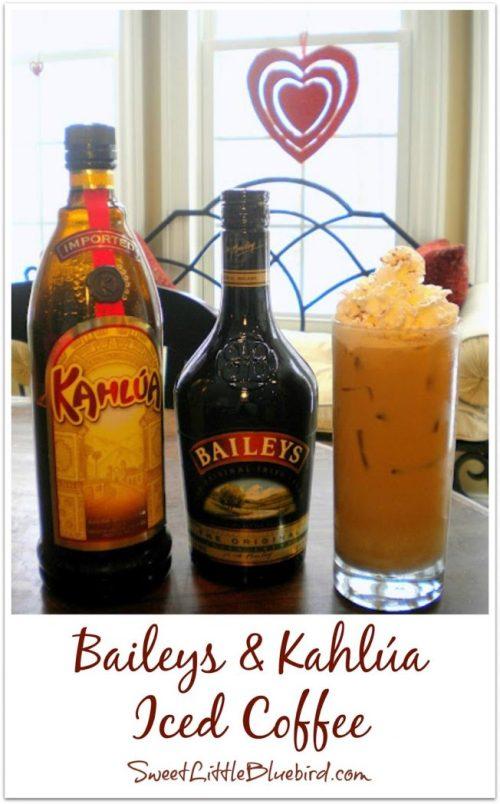 Baileys  Kahlua Iced Coffee 1a