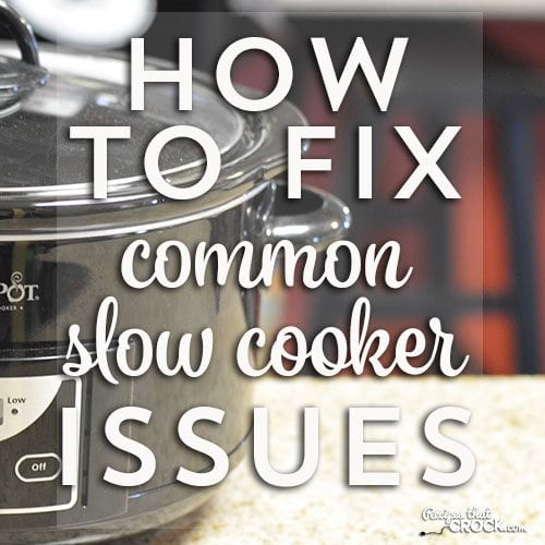 Does your crock pot meal ever turn out overcooked and bland? Are your frustrated when it looks nothing like the picture? Most likely you have got one or more of a couple issues going on. Here are our tips to solve the top 3 issues you might encounter when slow cooking!