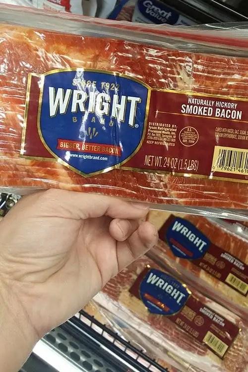 Wright Bacon