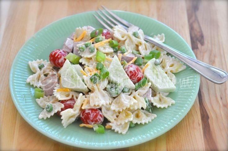 SP Pasta Salad