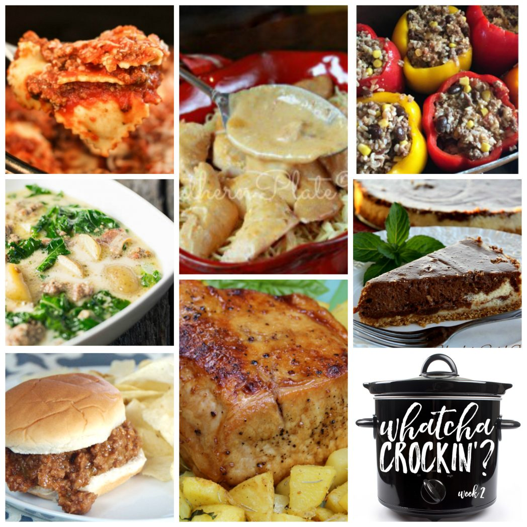 Crock Pot Recipes SQ Wk 2
