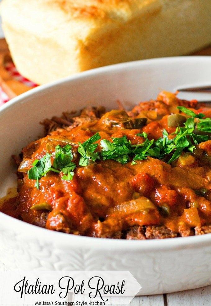 Braised Italian Pot Roast