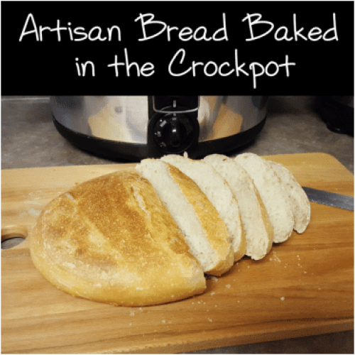 Artisan Crock Pot Bread