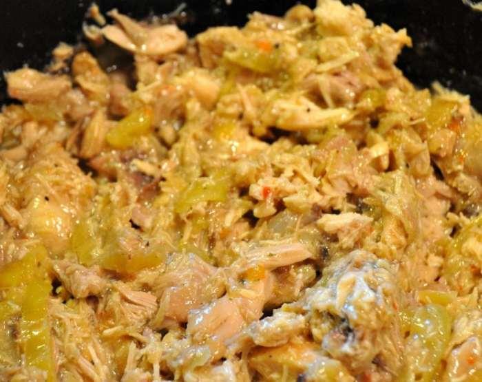 Crock Pot Italian Chicken