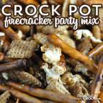 Crock Pot Firecracker Party Mix