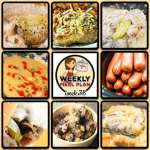 Meal Planning: Weekly Crock Pot Menu 78