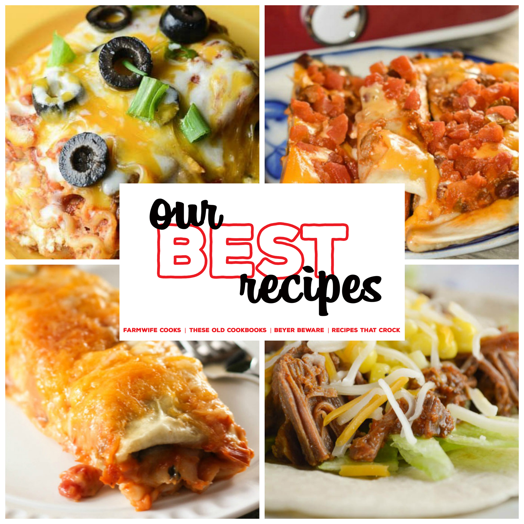 Are you looking for great Mexican-inspired recipes? Our Best Recipes Series continues with dishes likeBurrito Style Beef Enchiladas, Crock Pot Low-Carb Chicken Tortilla Soup,Crock Pot Mexican-Inspired Lasagna, Taco Bake,Crock Pot Low-Carb Taco Soup, Crock Pot Ground Beef Acapulco Enchiladas,Crock Pot Tex Mex Chicken Tacos andElectric Pressure Cooker Taco Beef.