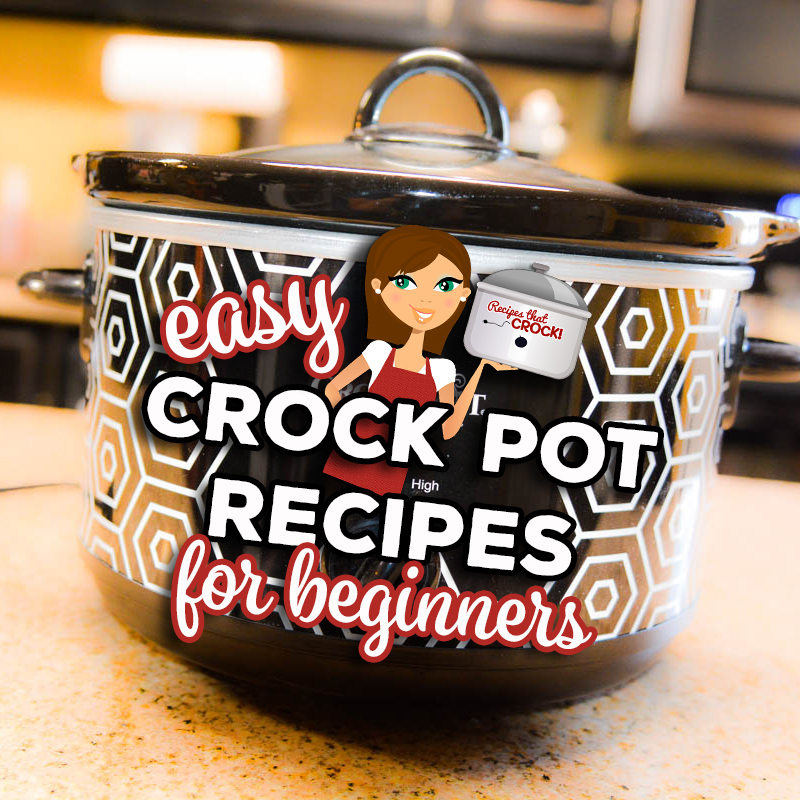 Our Easy Crock Pot Recipes for Beginners are our favorite tried and true slow cooker recipes that turn out great every time! If you are looking for easy fail-proof crock pot recipes, these are the dishes for you!