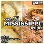 Do you enjoy Mississippi Pot Roast? Mississippi Chicken? Check out our collection of over 25 Mississippi Recipes for your Crock Pot, Electric Pressure Cooker and Air Fryer.