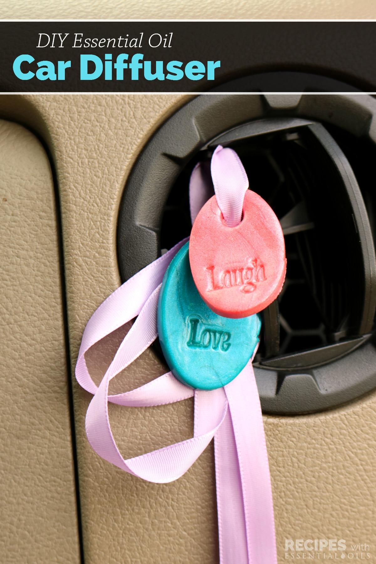 Homemade Car Air Freshener Essential Oils Homemade Ftempo