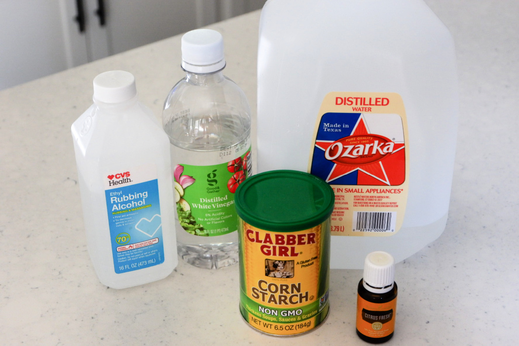 Stainless Steel Cleaner Ingredients