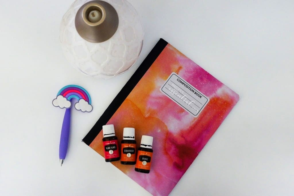 Serene Students back to school diffuser blend