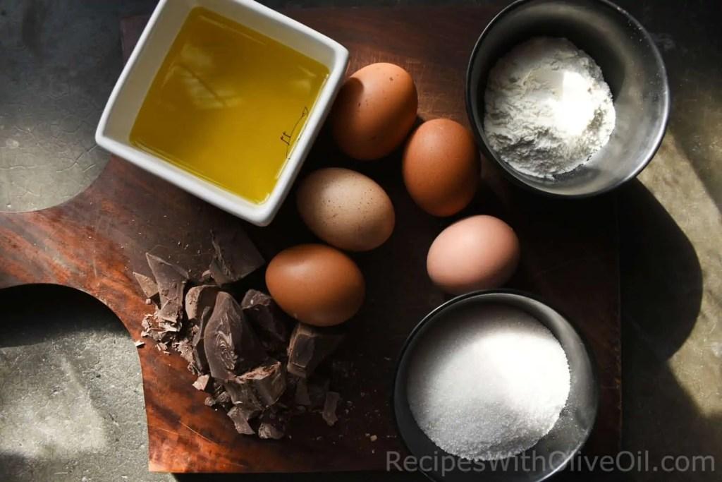 ingredients olive oil brownies