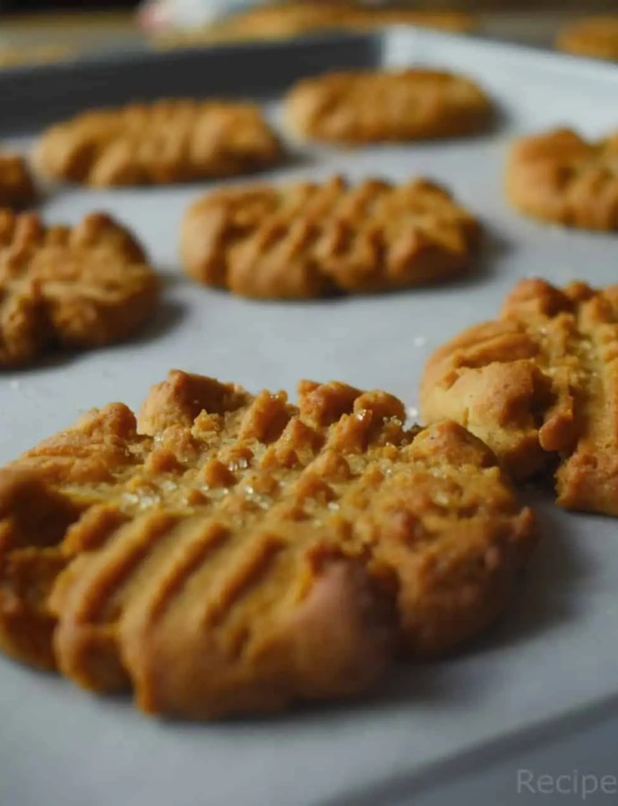 Honey and Olive Oil Spiced Cookies