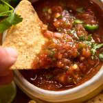 Restaurant Style Salsa Recipe Recipetin Eats