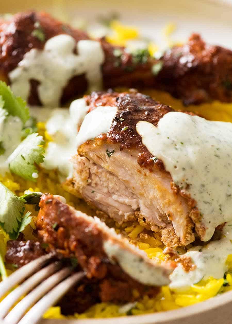Oven Baked Tandoori Chicken | RecipeTin Eats
